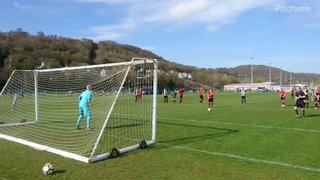 Aberbargoed Home 06Apr2019 Penalty Save 2