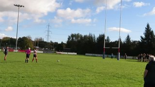 Conversion v Greenock