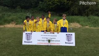 Main Wealdstone tournament 2017 U8D