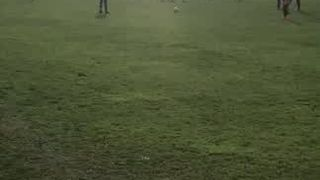 Riley free kick