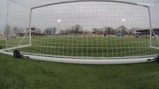 Ollie Twum 1-0 v Hanworth Villa