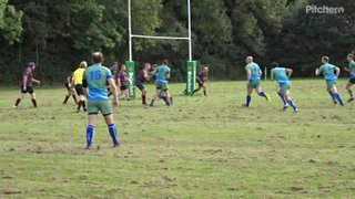 Crawley 3 v BHSS - Jordan's try