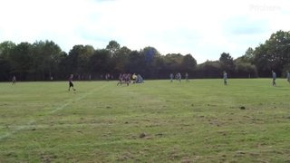 Crawley 3 v BHSS - Zack's try