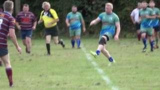 Crawley 3 v BHSS - Dave's 1st try