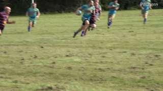 Crawley 3 v BHSS - Dave's 2nd try