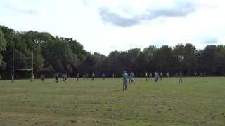 Crawley 3 v BHSS - Kev's 1st penalty