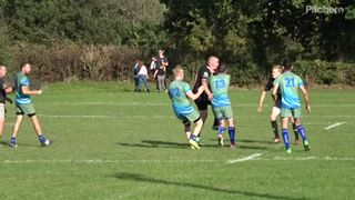 Burgess Hill 3 v Serpents - 8th try: Jordan