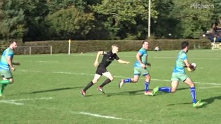 Burgess Hill 3 v Serpents - 10th try: Flower's 2nd