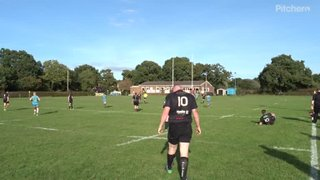 Burgess Hill 3 v Serpents - Flower's disallowed try