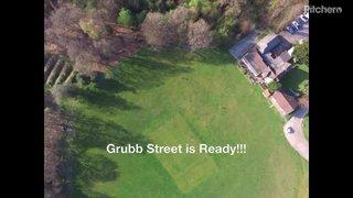 Grub Street Pitch Spring 2017
