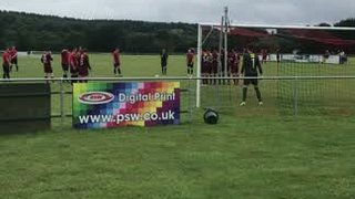 Alex Price free kick