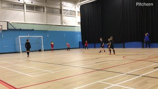 DTCFC 09s vs Bonnyrigg Rose Futsal