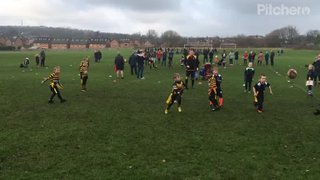 A fantastic morning of rugby for our even more fantastic U8s
