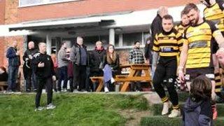 U12s leading the way vs Wigan
