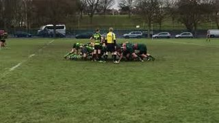Dominant Finsbury Scrum 1