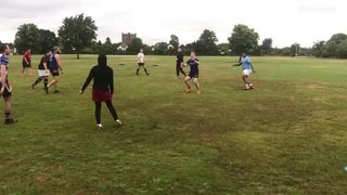2nd Week of Touch Rugby
