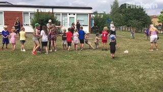 Cliffe Crusaders Vs. St. Helens primary school