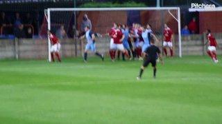 Craig Hogg Goal Vs Parkgate 6/9/17