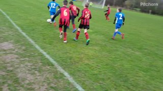 Henry McWilliam Save v Stratford Town Colts