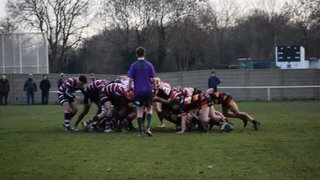 Under 18 colts try