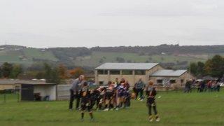 22-9-18 Under 10's v Elland Lucas Earley