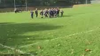 A little sing song from our under 9's 21-10-18
