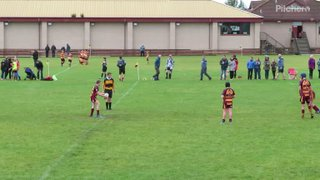 190929 U14s Dundee - Tylers Try