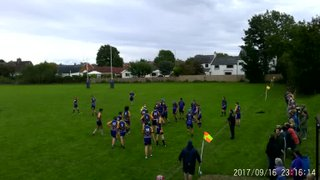 Leicester Forest RFC Colts Key Try scored by Max Watson and converted by Josh Allen against Market Bosworth RFC Colts on 160917