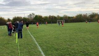 Goal Pumas - Henry Butcher [25 mins] to equalise