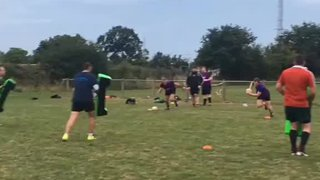 Basildon RFC Senior Men's Pre-Season Training 18/07/2017