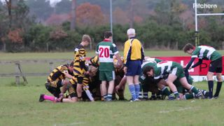 Tadley Tigers vs Reading B