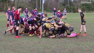 Tadley Tigers vs Vectis