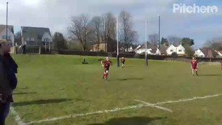 Morley U14's vs Aireborough