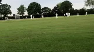 Counting down the runs v Byfield