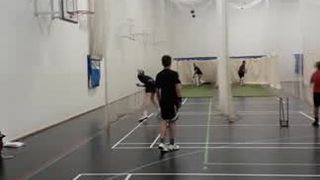 Last Night Of The....Indoor Nets (Take 3)