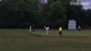 Sheen Park v U14s - Winning Runs - Frankie's Ramp Shot