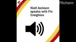 Fin Creighton Interview 6 Sep 18