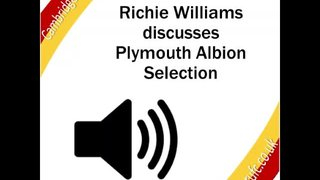 Plymouth Albion Selection