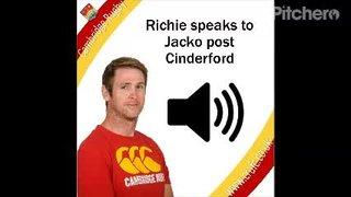 Richie Post Cinderford