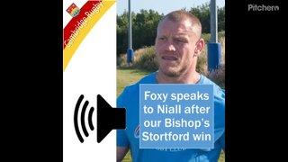 Foxy Post Bishop's Stortford