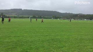 Third Goal, Maja from Chelsie's assist