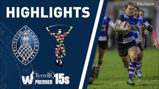 HIGHLIGHTS - DMP Sharks v Harlequins