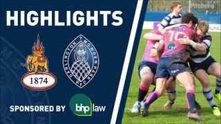 HIGHLIGHTS - Coventry v DMP