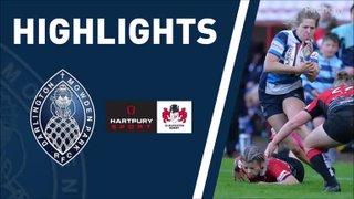 HIGHLIGHTS - DMP Sharks v Gloucester Hartpury 2018/19