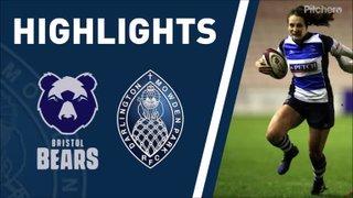 HIGHLIGHTS - Bristol Bears v DMP Sharks