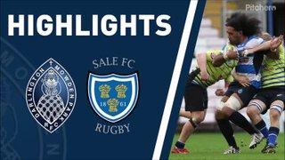 HIGHLIGHTS - DMP v Sale FC