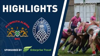 HIGHLIGHTS - Plymouth Albion v Mowden Park