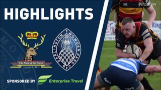 HIGHLIGHTS - Cinderford v Mowden Park