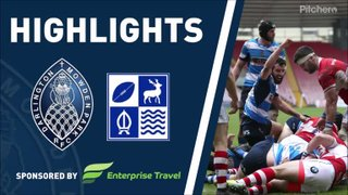 HIGHLIGHTS - DMP v Bishop's Stortford