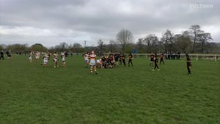 Lancashire Cup U12 Fylde and Garstang video 1